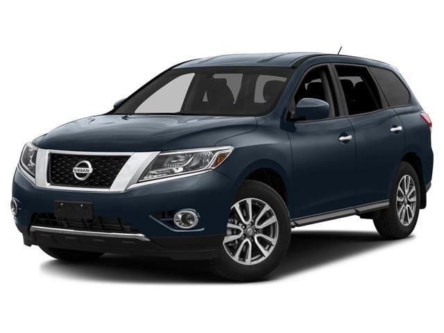 2016 Nissan Pathfinder  (Stk: K10-6322A) in Chilliwack - Image 1 of 10