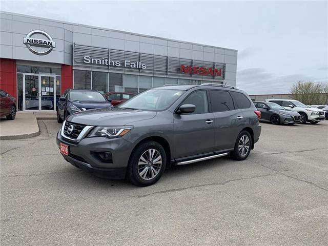 2018 Nissan Pathfinder SL Premium (Stk: 21-027A) in Smiths Falls - Image 1 of 19