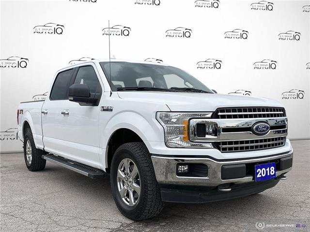 2018 Ford F-150 XLT (Stk: 1223A) in St. Thomas - Image 1 of 29