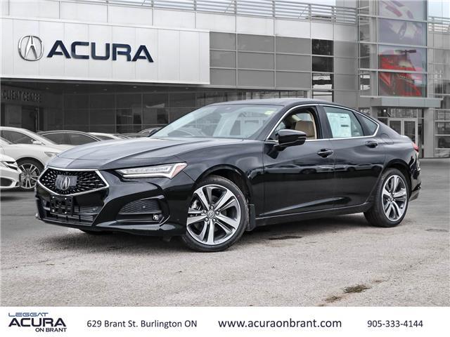 2021 Acura TLX Platinum Elite (Stk: 21099) in Burlington - Image 1 of 30