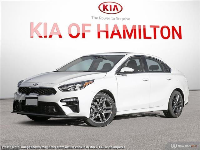 2021 Kia Forte EX+ (Stk: FO21053) in Hamilton - Image 1 of 23