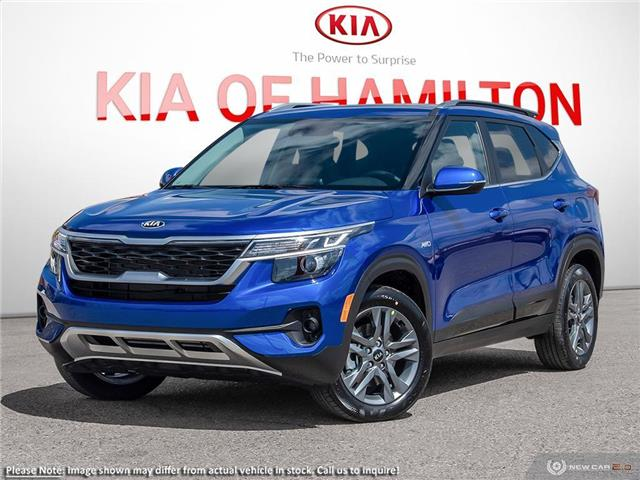 2021 Kia Seltos EX (Stk: SL21163) in Hamilton - Image 1 of 23