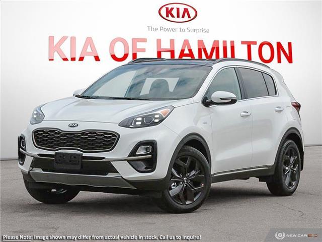 2021 Kia Sportage EX Premium S (Stk: SP21069) in Hamilton - Image 1 of 23