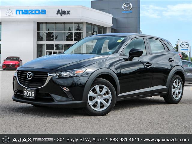 2016 Mazda CX-3  (Stk: P5760) in Ajax - Image 1 of 27