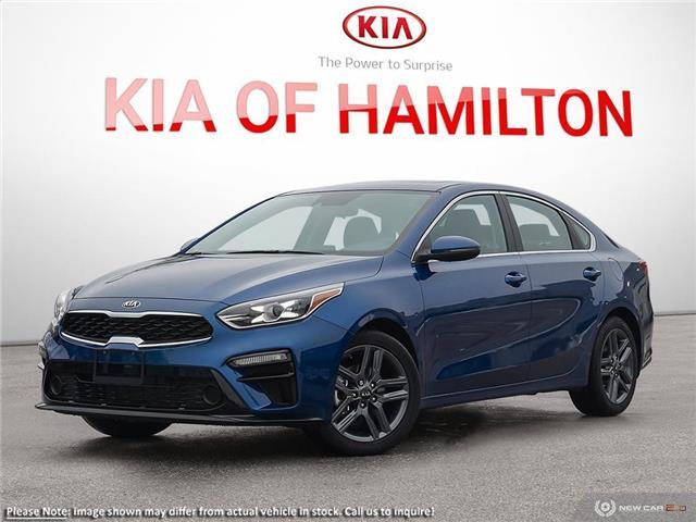 2021 Kia Forte EX+ (Stk: FO21027) in Hamilton - Image 1 of 23