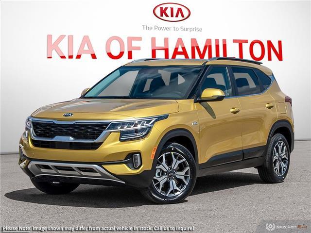 2021 Kia Seltos EX Premium (Stk: SL21098) in Hamilton - Image 1 of 23