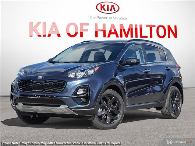 2021 Kia Sportage EX S (Stk: SP21011) in Hamilton - Image 1 of 23