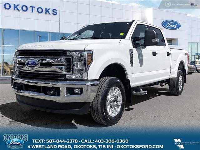 2019 Ford F-250 XLT (Stk: T85987A) in Okotoks - Image 1 of 26