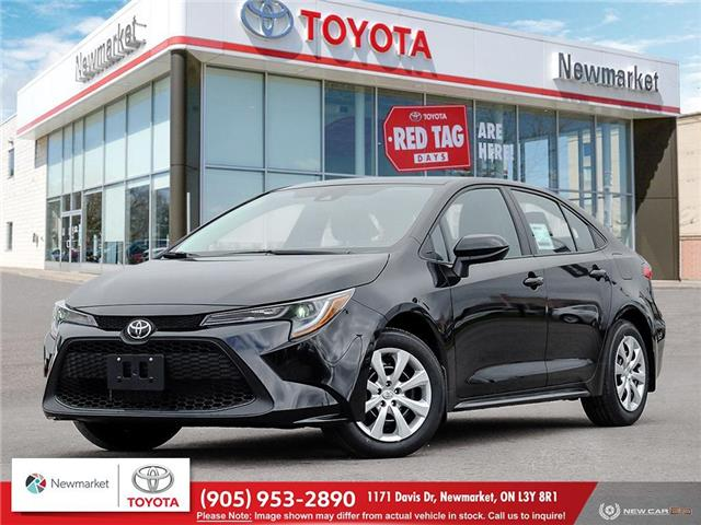 2021 Toyota Corolla LE (Stk: 36195) in Newmarket - Image 1 of 23