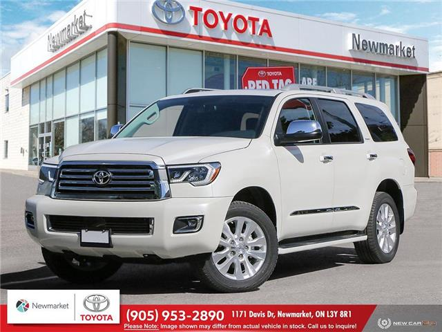 2021 Toyota Sequoia Platinum (Stk: 36192) in Newmarket - Image 1 of 23