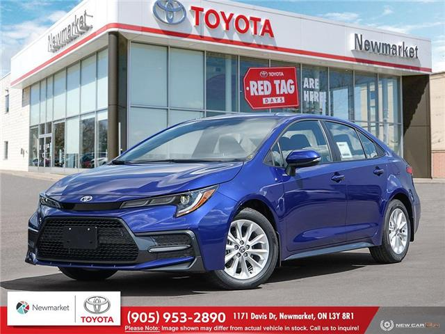 2021 Toyota Corolla SE (Stk: 36198) in Newmarket - Image 1 of 23