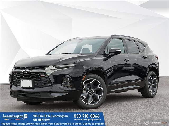 2021 Chevrolet Blazer RS (Stk: 21-348) in Leamington - Image 1 of 14