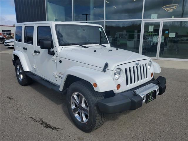 2012 Jeep Wrangler Unlimited Sahara (Stk: 21-172A Ingersoll) in Ingersoll - Image 1 of 27