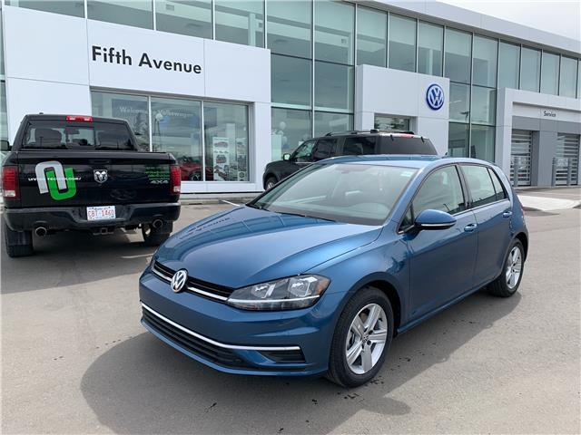 2021 Volkswagen Golf Comfortline (Stk: 21219) in Calgary - Image 1 of 15