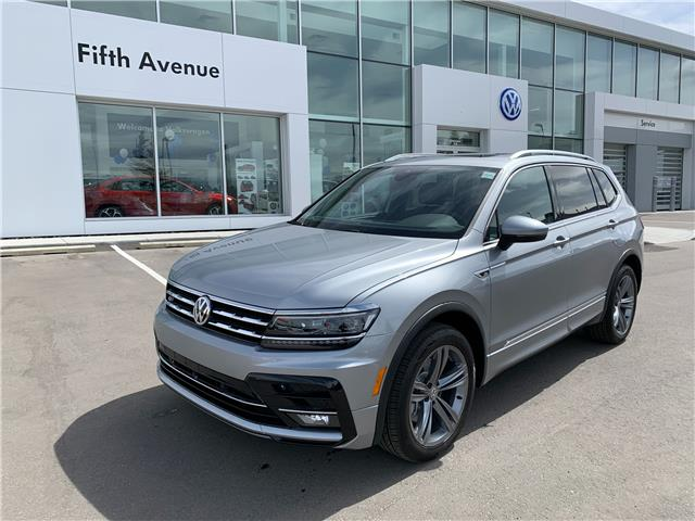 2021 Volkswagen Tiguan Highline (Stk: 21172) in Calgary - Image 1 of 17