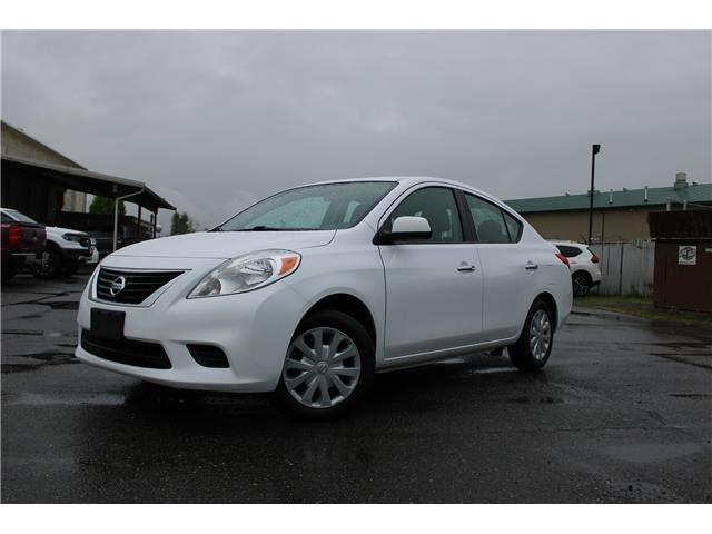 2014 Nissan Versa  (Stk: N09-2604C) in Chilliwack - Image 1 of 15