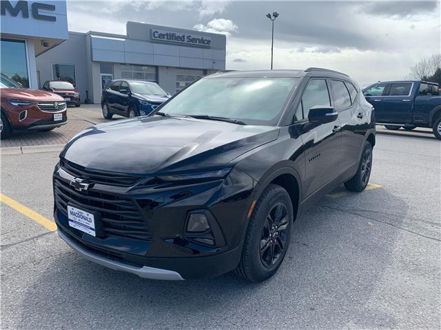 2021 Chevrolet Blazer LT (Stk: 48070) in Strathroy - Image 1 of 7