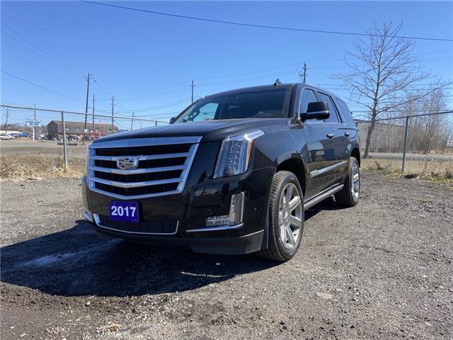 2017 Cadillac Escalade Premium Luxury (Stk: 8811) in Thunder Bay - Image 1 of 20