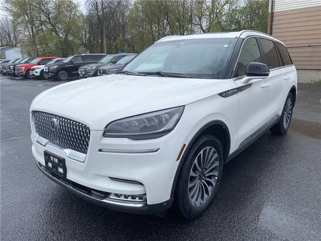 2021 Lincoln Aviator Reserve (Stk: 21157) in Cornwall - Image 1 of 15