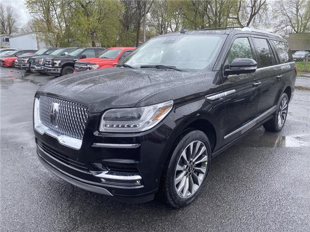 2021 Lincoln Navigator L Reserve (Stk: 21173) in Cornwall - Image 1 of 16