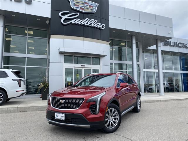 2021 Cadillac XT4 Premium Luxury (Stk: F029238) in Newmarket - Image 1 of 29