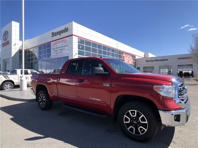2017 Toyota Tundra SR5 Plus 5.7L V8 (Stk: 9435A) in Calgary - Image 1 of 13