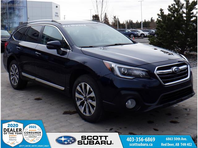 2018 Subaru Outback 3.6R Premier EyeSight Package 4S4BSFTC8J3302563 02563U in Red Deer