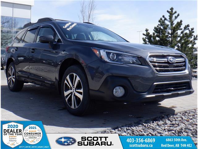 2019 Subaru Outback 2.5i Limited 4S4BSDNC5K3308131 08131U in Red Deer