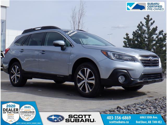 2019 Subaru Outback 2.5i Limited 4S4BSDNC1K3316128 16128V in Red Deer