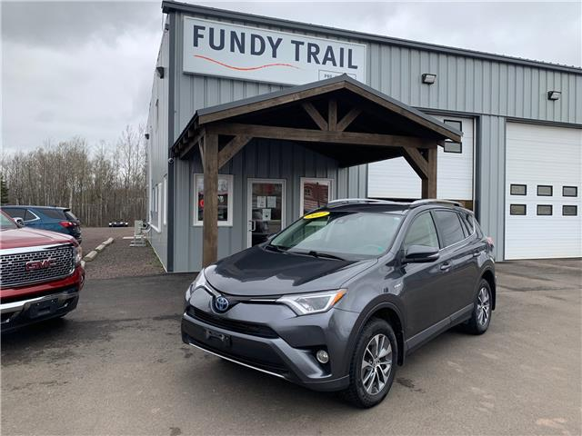 2017 Toyota RAV4 Hybrid LE+ (Stk: 1921a) in Sussex - Image 1 of 11