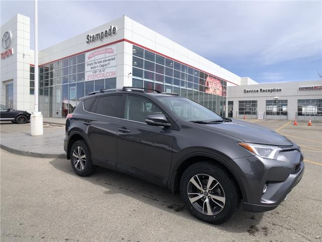 2017 Toyota RAV4 XLE (Stk: 9429A) in Calgary - Image 1 of 11