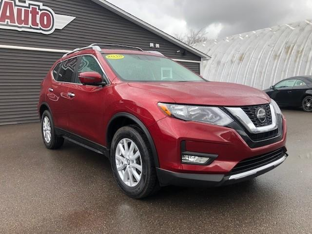 2018 Nissan Rogue SV (Stk: ) in Sussex - Image 1 of 27