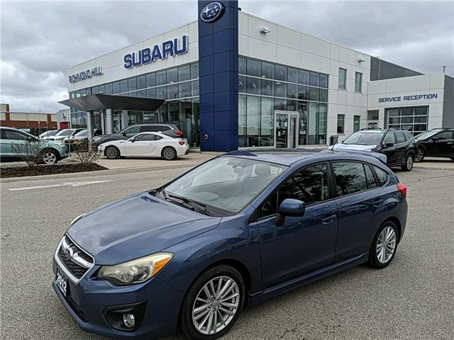 2012 Subaru Impreza 2.0i Touring Package (Stk: TLP0547) in RICHMOND HILL - Image 1 of 19