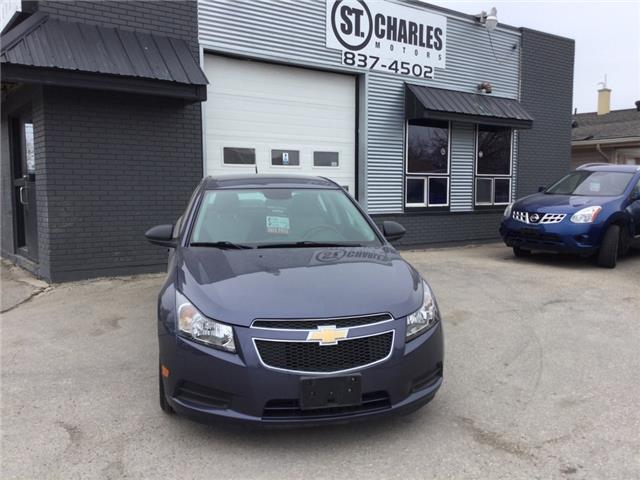 2014 Chevrolet Cruze 2LS (Stk: ) in Winnipeg - Image 1 of 17