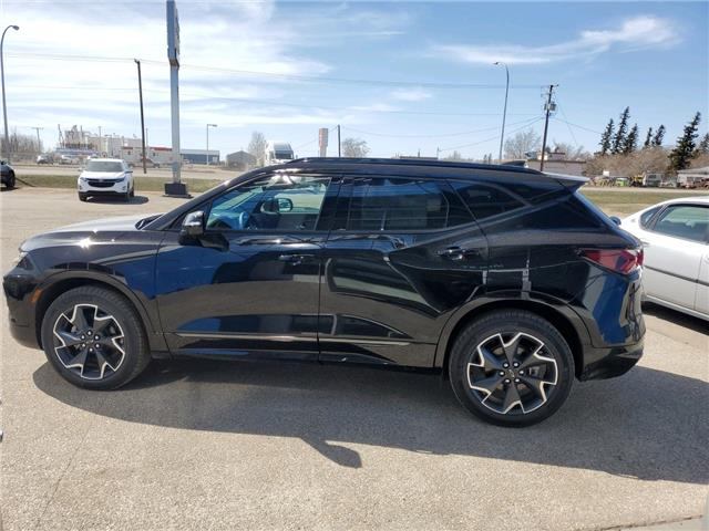 2021 Chevrolet Blazer RS (Stk: 21T098) in Wadena - Image 1 of 24