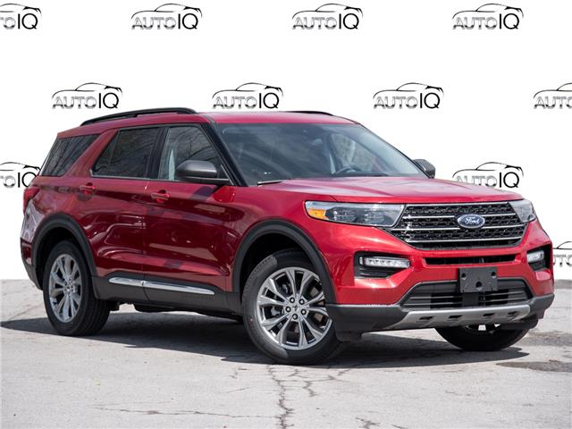 2021 Ford Explorer XLT (Stk: 21EX391) in St. Catharines - Image 1 of 27