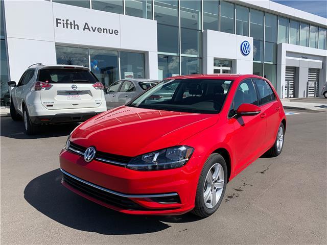 2021 Volkswagen Golf Comfortline (Stk: 21220) in Calgary - Image 1 of 15