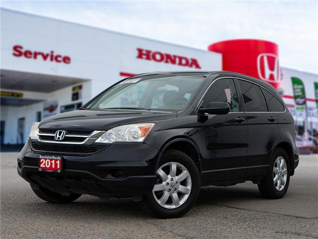 2011 Honda CR-V LX (Stk: P21-045) in Vernon - Image 1 of 16