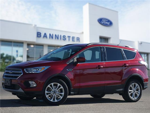 2018 Ford Escape SEL (Stk: S202477A) in Dawson Creek - Image 1 of 16