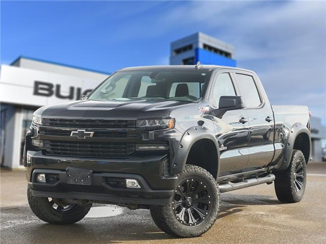 2019 Chevrolet Silverado 1500 RST (Stk: T21-1826A) in Dawson Creek - Image 1 of 12