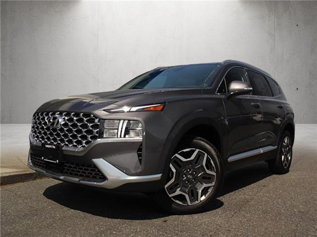 2021 Hyundai Santa Fe HEV Luxury (Stk: HB7-7575) in Chilliwack - Image 1 of 10