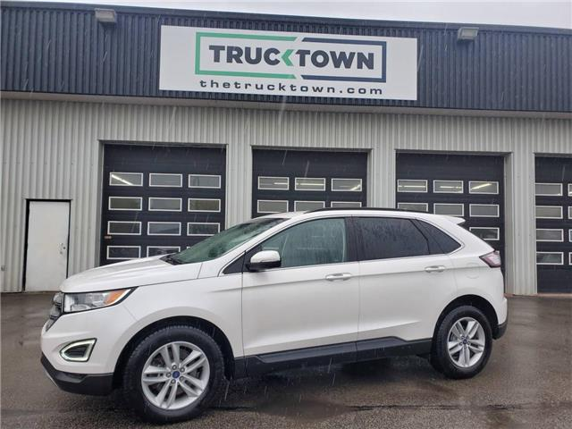 2017 Ford Edge SEL (Stk: T0331) in Smiths Falls - Image 1 of 19