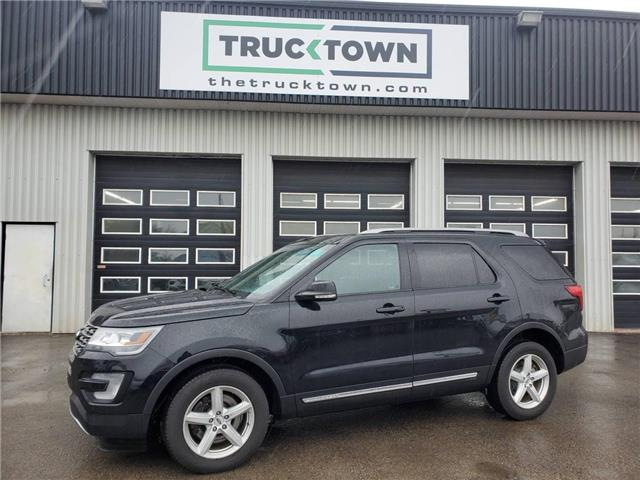 2016 Ford Explorer XLT (Stk: T0346) in Smiths Falls - Image 1 of 23