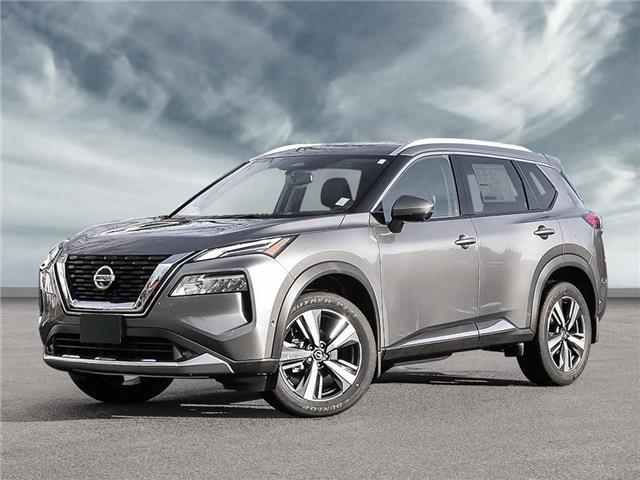 2021 Nissan Rogue Platinum (Stk: 11922) in Sudbury - Image 1 of 22