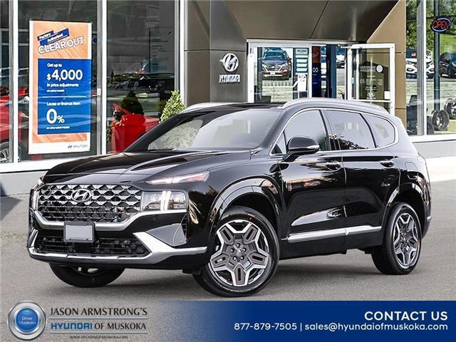 2021 Hyundai Santa Fe Ultimate Calligraphy (Stk: 121-169) in Huntsville - Image 1 of 10