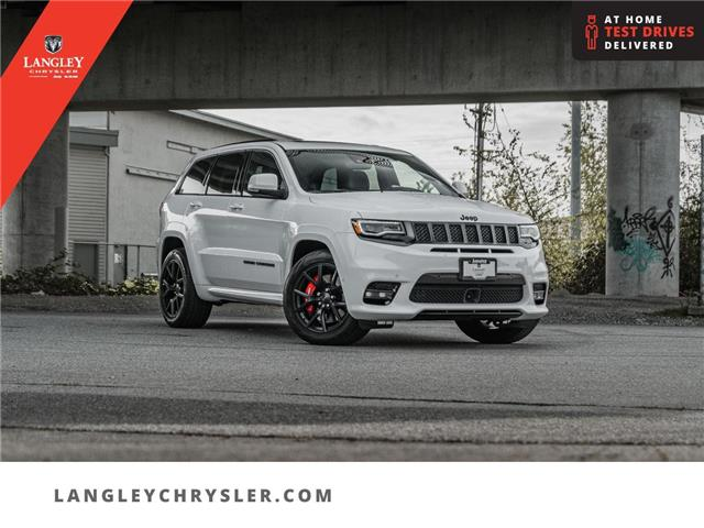 2020 Jeep Grand Cherokee SRT (Stk: LC0778) in Surrey - Image 1 of 28