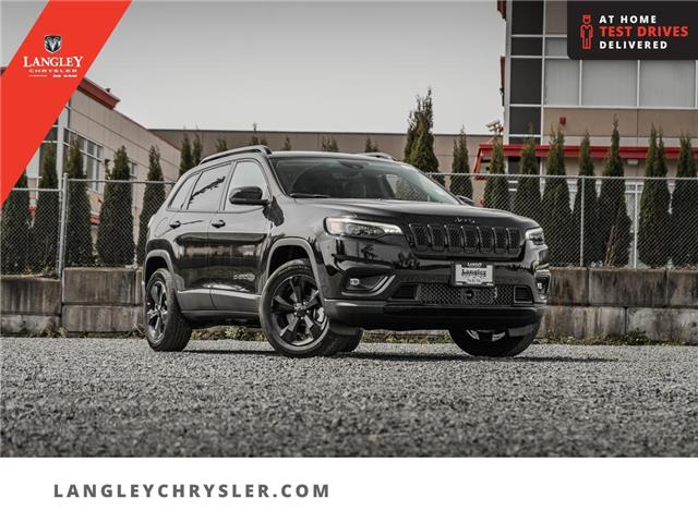 2021 Jeep Cherokee Altitude (Stk: M214171) in Surrey - Image 1 of 28
