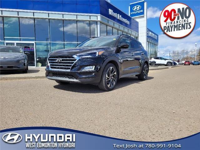 2019 Hyundai Tucson  (Stk: E5620) in Edmonton - Image 1 of 22
