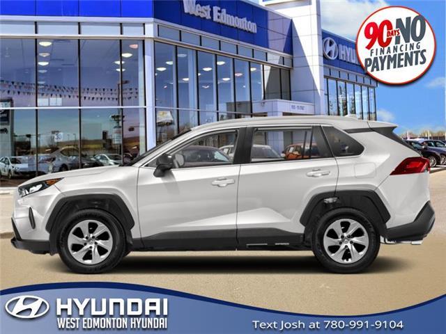 Used 2021 Toyota RAV4 LE  - Edmonton - West Edmonton Hyundai