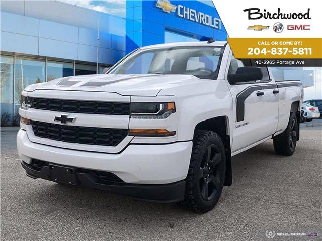 2018 Chevrolet Silverado 1500 Silverado Custom (Stk: F3VY26) in Winnipeg - Image 1 of 26